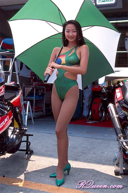 Race queen sexy photo session 2 2
